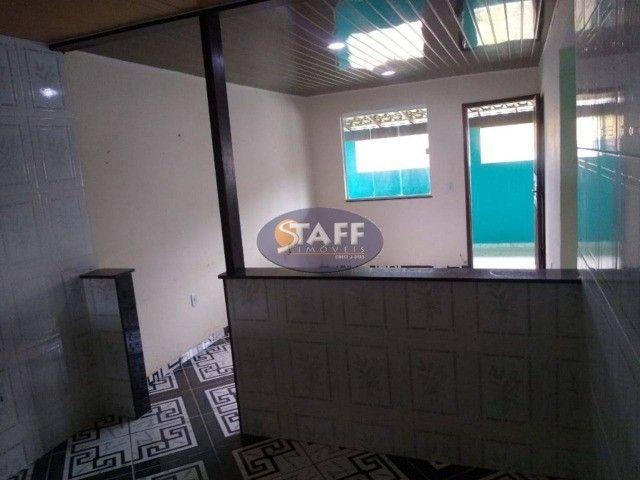 K- Casa Pronta com 2 quartos na rua do DPO em Unamar - Cabo Frio!  - Foto 6