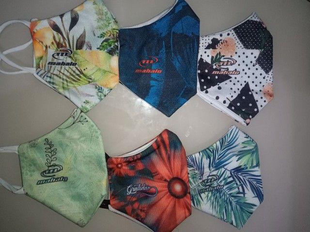 R$1,50 Promoção relâmpago  mascaras R$1,50  de qualidade leia a descrição abaixo.R$ 1,50  - Foto 3