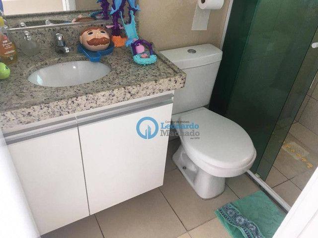 Apartamento com 3 dormitórios à venda, 135 m² por R$ 990.000 - Dionisio Torres - Fortaleza - Foto 14