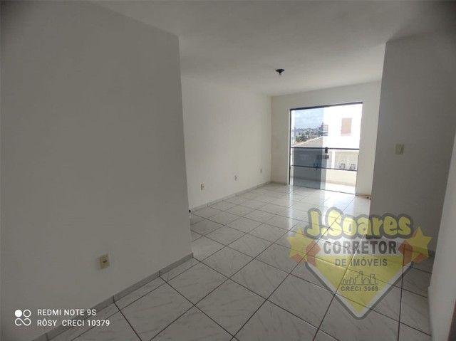 Cid. Universitário, 2 vagas, 3 quartos, suíte, 92m², R$ 980, Aluguel, Apartamento, João Pe - Foto 6