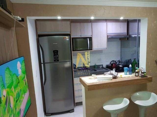 Apartamento em Vila Filipin, Londrina/PR de 49m² 2 quartos à venda por R$ 196.000,00 - Foto 4