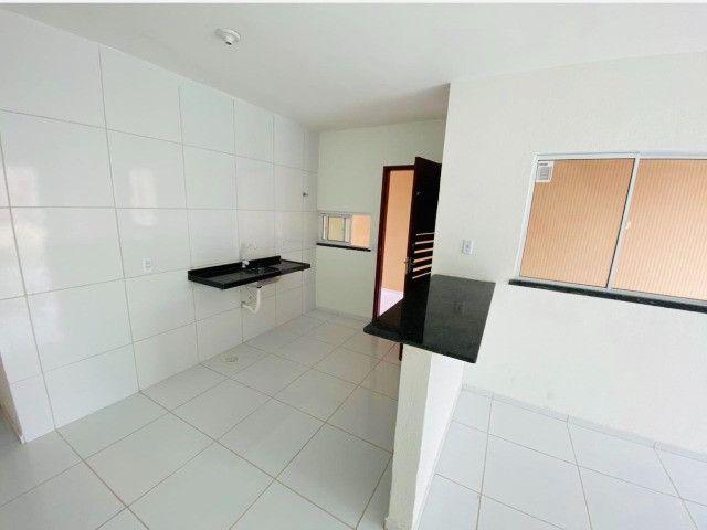 JP casa nova com 89m² com 2 quartos 2 banheiros a 15 minutos de messejana - Foto 6