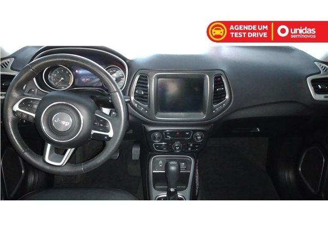 Jeep Compass 2.0 16V Flex Longitude Automático 2019 - Foto 7