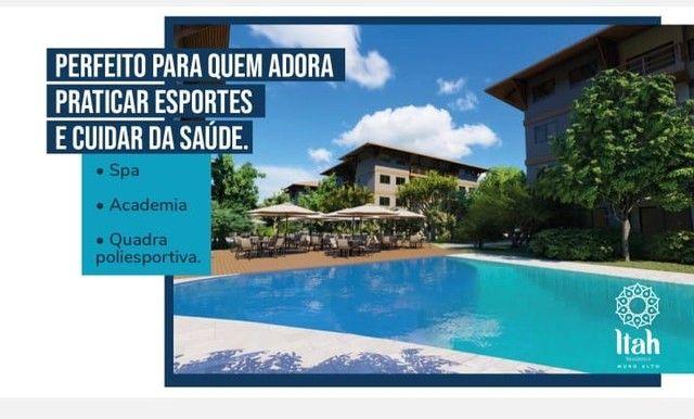 Flat com 2 dormitórios à venda, 56 m², térreo por R$ 630.000 - Praia Muro Alto, piscinas n - Foto 7