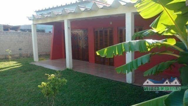 Velleda oferece casa 500 metros do mar em pinhal, central - Foto 3