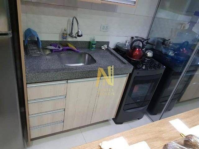 Apartamento em Vila Filipin, Londrina/PR de 49m² 2 quartos à venda por R$ 196.000,00 - Foto 6