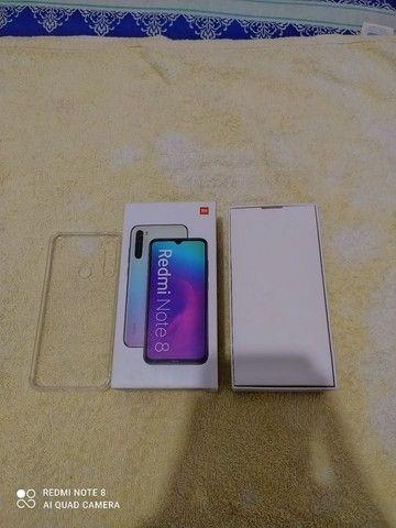 Xiaomi Redmi Note 8  passo cartão - Foto 5