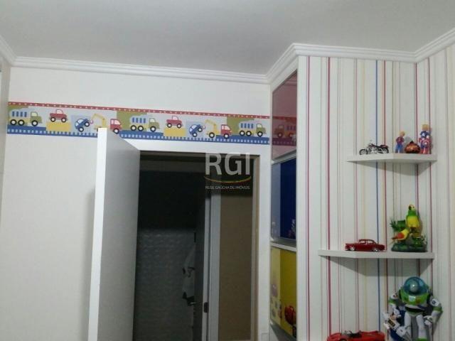 Apartamento à venda com 3 dormitórios em Jardim lindóia, Porto alegre cod:LI50876739 - Foto 18