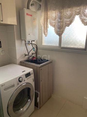 Apartamento à venda com 2 dormitórios em Jardim lindóia, Porto alegre cod:FE6860 - Foto 17
