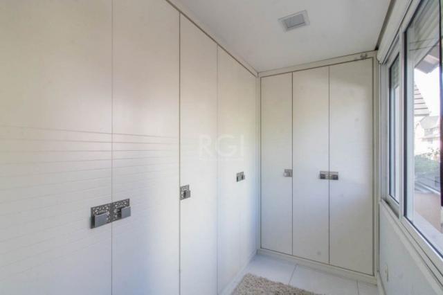 Casa à venda com 5 dormitórios em Jardim carvalho, Porto alegre cod:EL50873723 - Foto 16