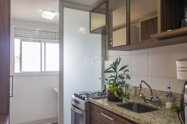 Apartamento à venda com 3 dormitórios em Jardim lindóia, Porto alegre cod:EL56357234 - Foto 9