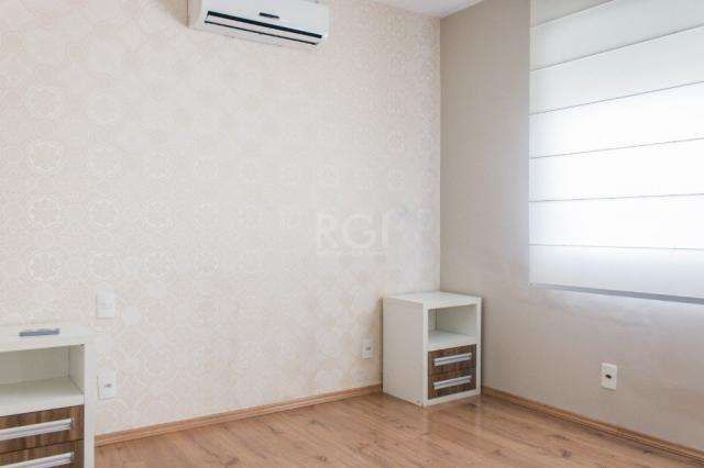 Apartamento à venda com 3 dormitórios em Jardim lindóia, Porto alegre cod:EL56357234 - Foto 12