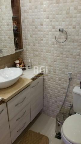 Apartamento à venda com 3 dormitórios em Jardim lindóia, Porto alegre cod:LI50876739 - Foto 11