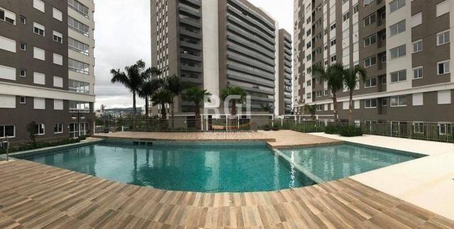 Apartamento à venda com 2 dormitórios em Jardim lindóia, Porto alegre cod:HT214 - Foto 13