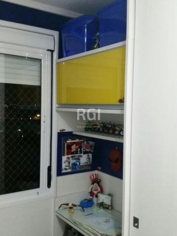 Apartamento à venda com 3 dormitórios em Jardim lindóia, Porto alegre cod:LI50876739 - Foto 2