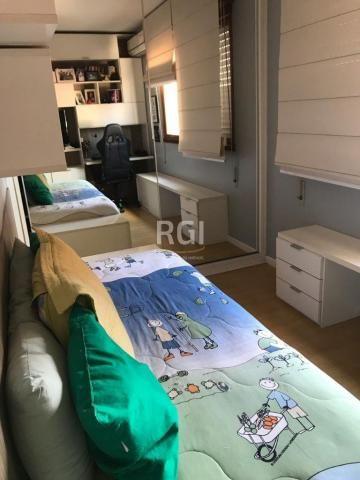 Apartamento à venda com 3 dormitórios em Jardim lindóia, Porto alegre cod:EL56355872 - Foto 14