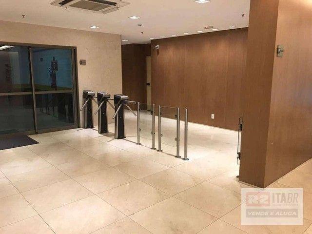 Conjunto, 43 m² - venda por R$ 175.000 ou aluguel por R$ 1.500/mês - Valongo - Santos/SP - Foto 9