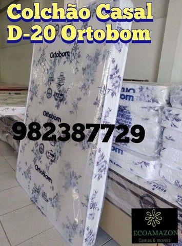 Colchão Casal D20 ** entrega GRATIS