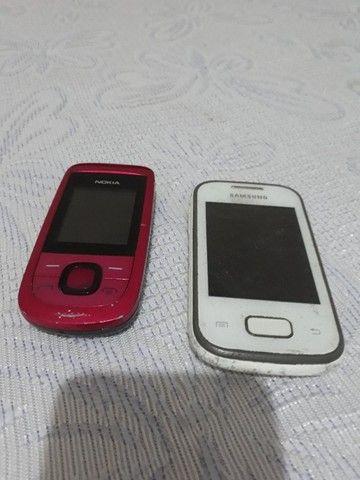 2 celulares
