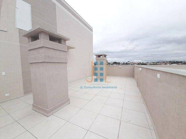 Apartamento em Fanny, Curitiba/PR de 28m² 1 quartos à venda por R$ 199.900,00 - Foto 7