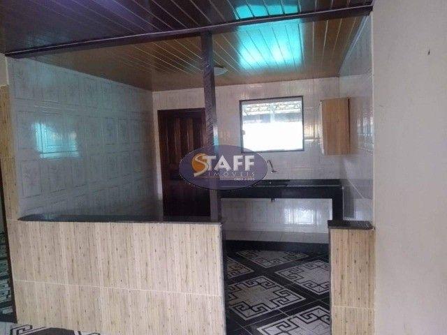 K- Casa Pronta com 2 quartos na rua do DPO em Unamar - Cabo Frio!  - Foto 5