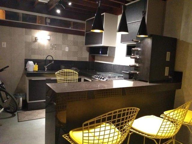 Apartamento com espaço gourmet.