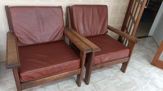 Conjunto Sofá Móveis de Gramado  - Foto 2