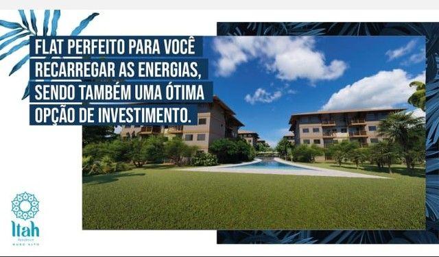 Flat com 2 dormitórios à venda, 56 m², térreo por R$ 630.000 - Praia Muro Alto, piscinas n - Foto 3