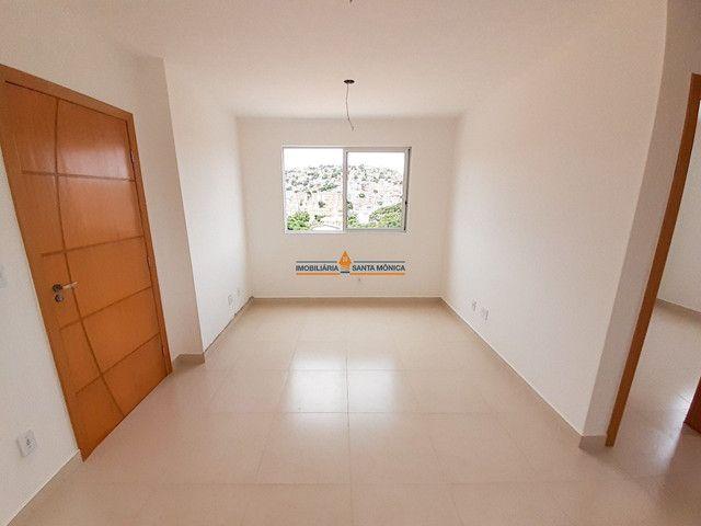 Apartamento à venda com 2 dormitórios em Jardim dos comerciários, Belo horizonte cod:17800 - Foto 3