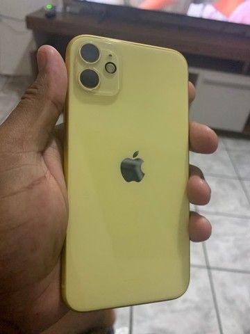 iPhone 11 128gigas zerado saúde da bateria 89
