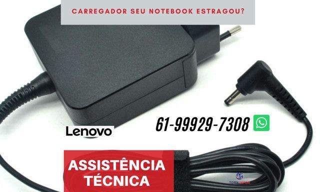 Carregador seu Notebook Lenovo estragou?