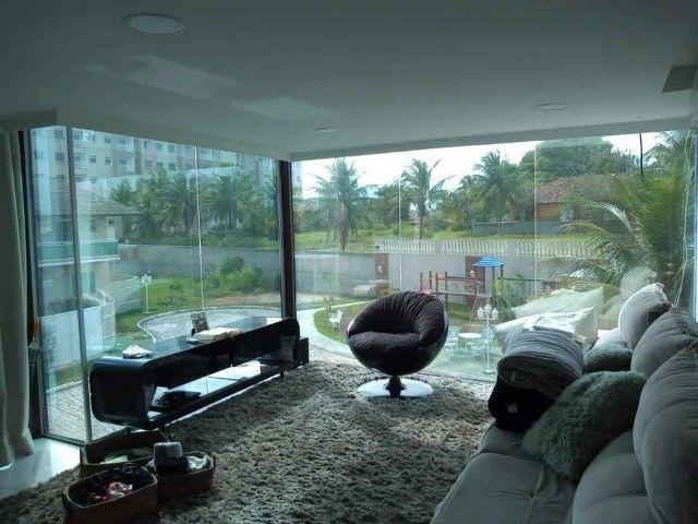 Duplex com 04 quartos, piscina, churrasqueira em condomínio no centro de São Pedro - Foto 4