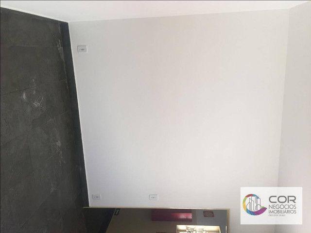 Apartamento com 1 dormitório para alugar, 70 m² por R$ 650,00/mês - Vila Redentora - São J - Foto 9