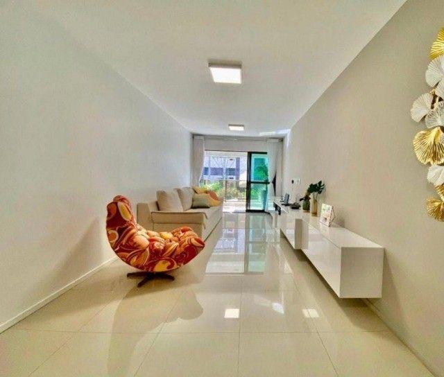 Apartamento com 3/4 + DCE, nascente - 140m² - Foto 2