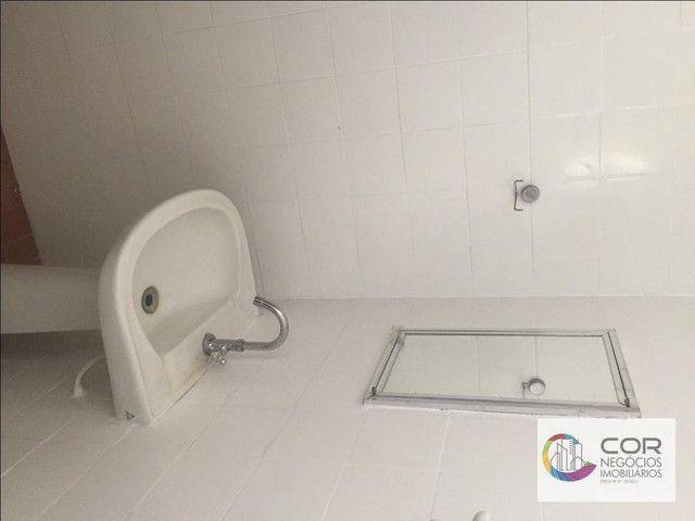 Apartamento com 1 dormitório para alugar, 70 m² por R$ 650,00/mês - Vila Redentora - São J - Foto 15