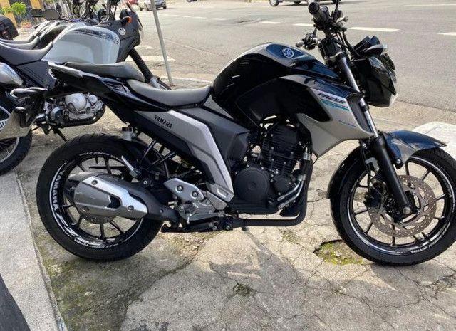 Vendo Yamaha fz25 FAZER ABS - Foto 2
