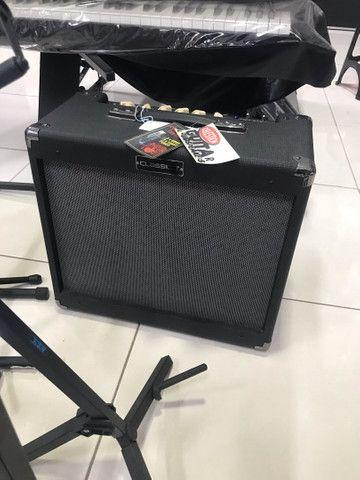 Amplificador Giannini 100% Valvulado  - Foto 4