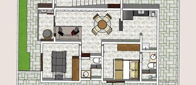 Apartamento em Altiplano, João Pessoa/PB de 50m² 2 quartos à venda por R$ 177.900,00 - Foto 5