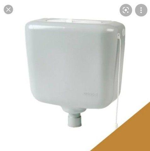Caixa de Descarga Astra de 6 a 9 litros NOVO - Foto 4