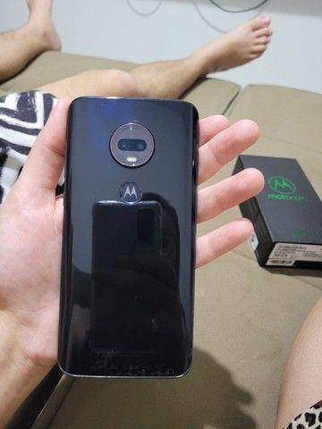 Motorola G7 plus, sem detalhe de uso. - Foto 3