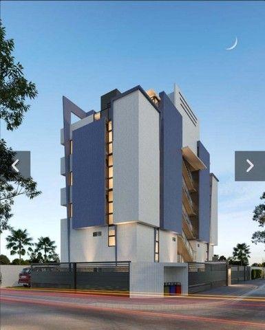 Apartamento no Bancários, alto padrão. 02 quartos com varanda