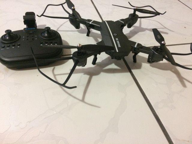 Drone sem marcas de usado, pouco usado!