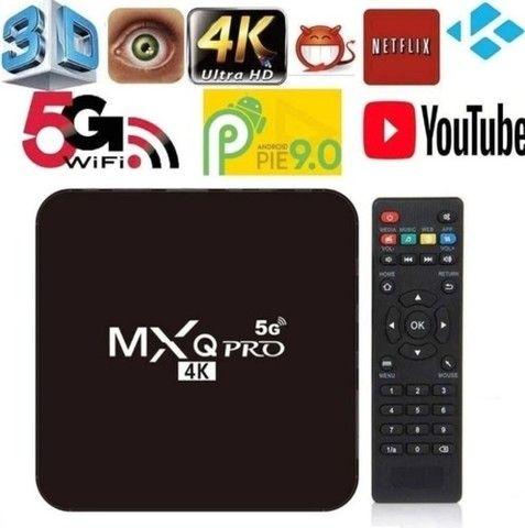 Aparelho Para Transformar Tv Em Smart 8 Ram + 128gb 5g - 4k - Foto 2