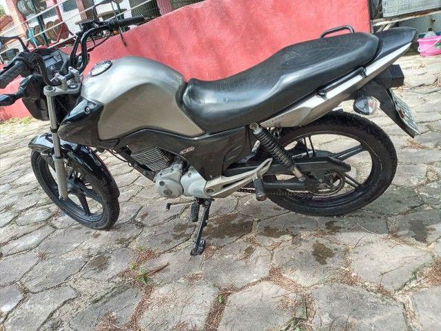 Vendo moto honda - Foto 5