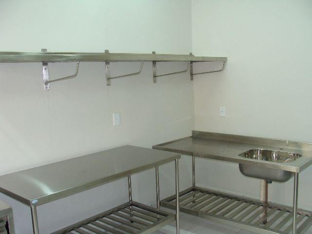 Cozinha Industrial Inox Equipamentos E Mobiliário Jardim