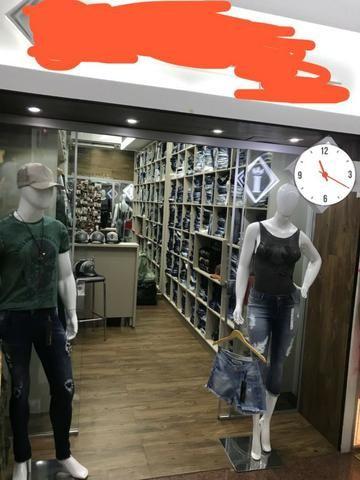 Agio de loja mega moda