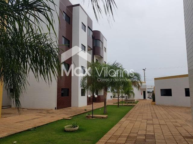 Apartamento de dois quartos - Centro - Recanto das Artes - Palmas-TO