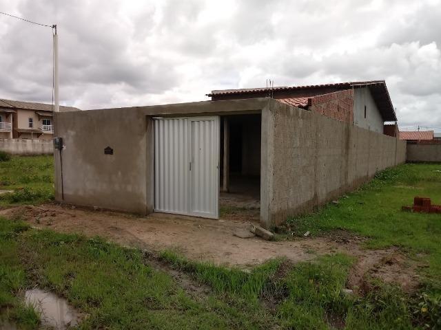 Casa Plana Novinha no Maranguape