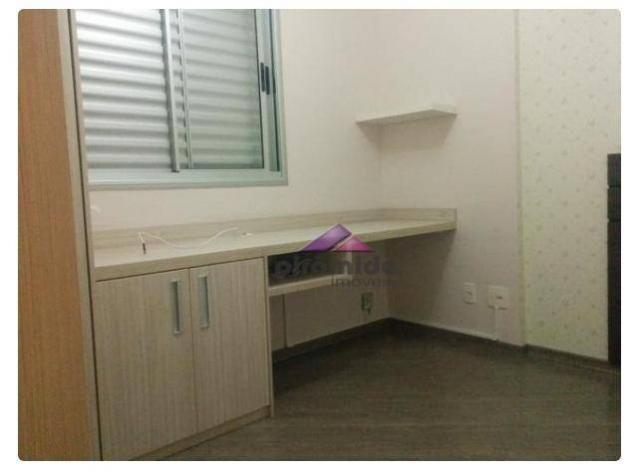 Apartamento com 2 dormitórios à venda, 55 m² por r$ 265.000,00 - jardim augusta - são josé - Foto 3