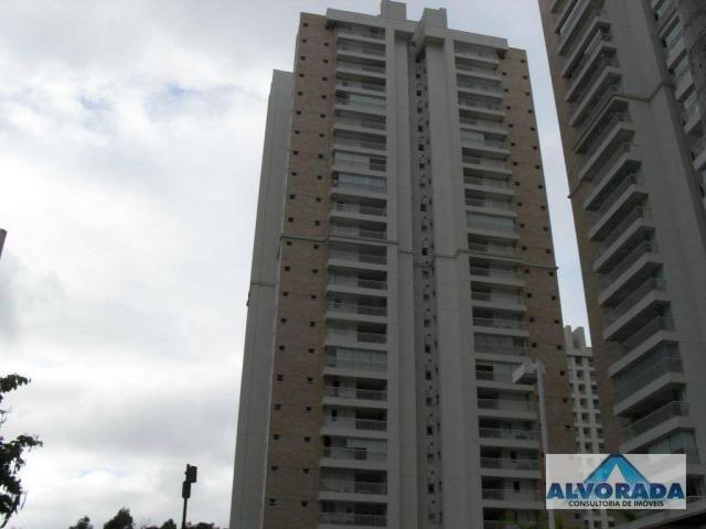 Apartamento residencial para venda e locação, royal park, são josé dos campos. - Foto 2